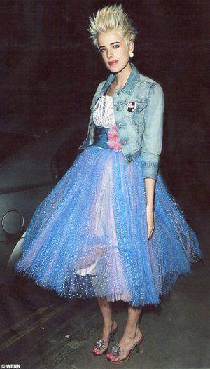 punk prom dress #bodycandy #beauty #fashion #style | Punk prom .