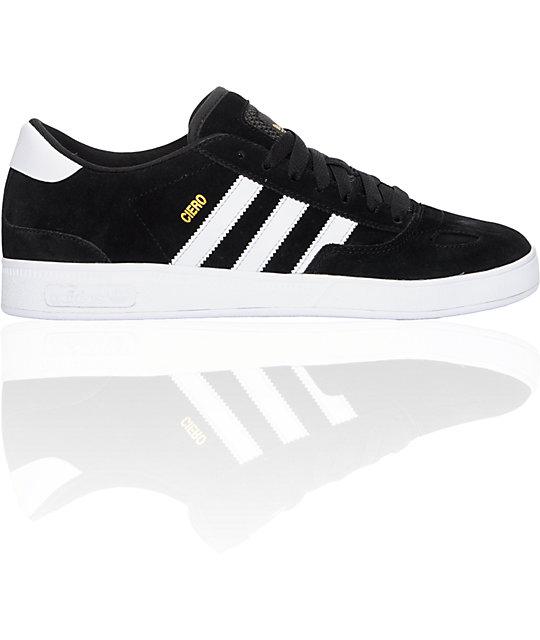 adidas Ciero Black & White Shoes | Zumi