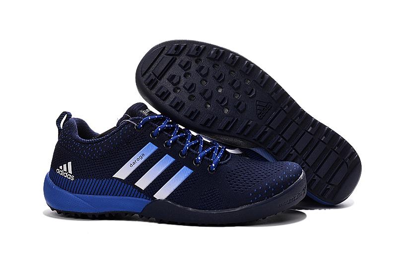 Adidas Daroga Two M CC Men Navy Blue Q34640 - Adidas Blue Sho