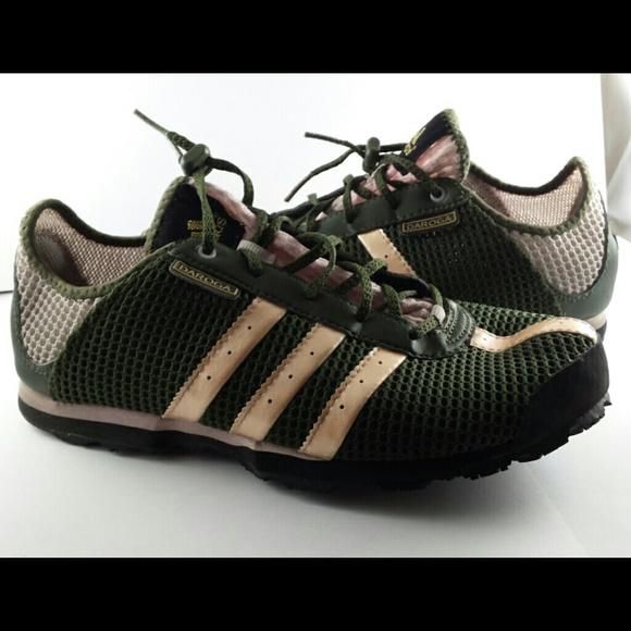 Adidas Shoes | Daroga Mesh Greenlight Pink Trail | Poshma