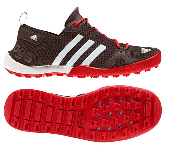 The Paddle Junkie: Adidas Daroga Shoes - Gear Revi