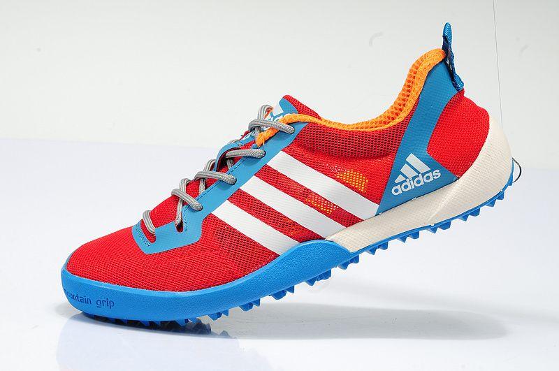 Adidas Daroga Two 11 Cc Wading Shoes Women - Red Blue | Adidas .