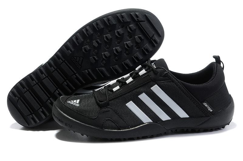 Men's/Women's Adidas Outdoor Daroga Two 11 CC Shoes Black/White .