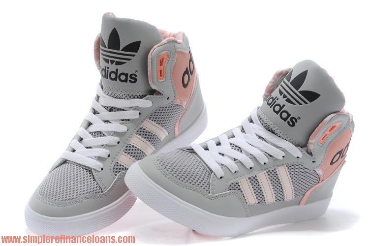 Adidas High Tops Womens Shoes simplerefinanceloans.c