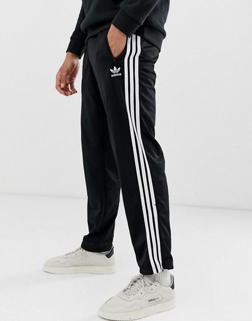 adidas Originals firebird Joggers in black | AS