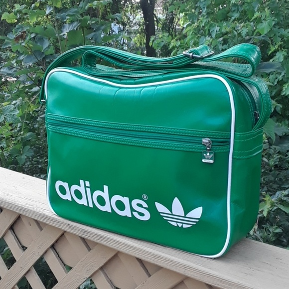 adidas Bags | Awesome Vintage Looking Messenger Bag | Poshma