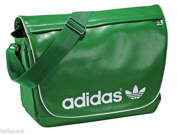 UNISEX~Adidas Originals ADICOLOR MESSENGER BAG Laptop Attache .