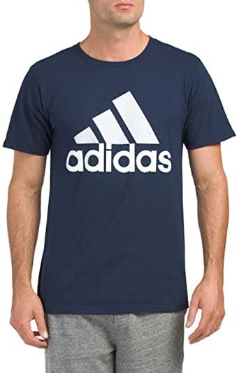 Amazon.com: adidas Men's Logo T-Shirt: Clothi