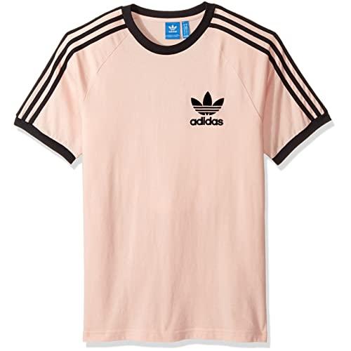adidas Pink Shirt: Amazon.c
