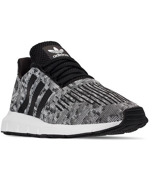 adidas Men's Originals Swift Run Casual Sneakers from Finish Line .