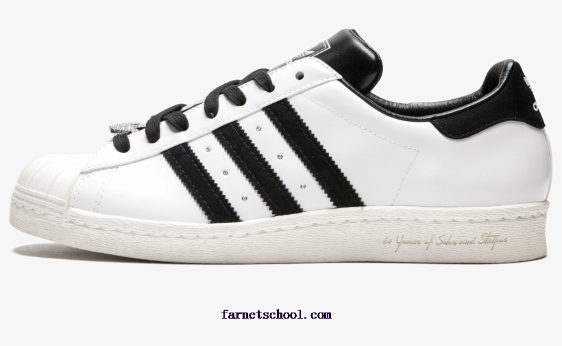 Mens Adidas Superstar 80s D Shoes - Drawing Of Adidas Superstars .