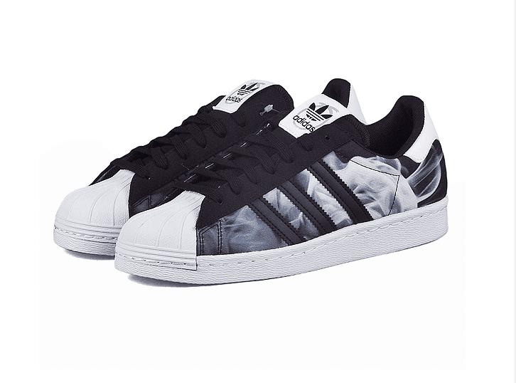 Women's Adidas Originals Superstar 80s Shoes Core Black B26728 .
