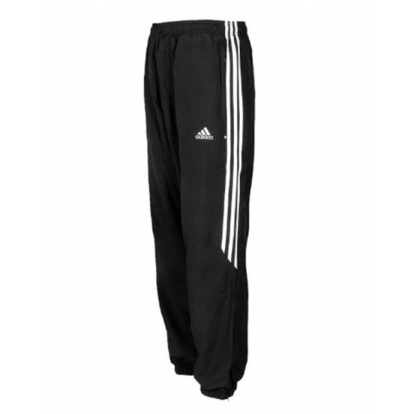 Adidas Samson Woven Tracksuit Bottoms Black Large Black .