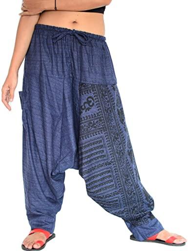 Amazon.com: Siamrose Harem Pants for Men and Women, Baggy Pants .