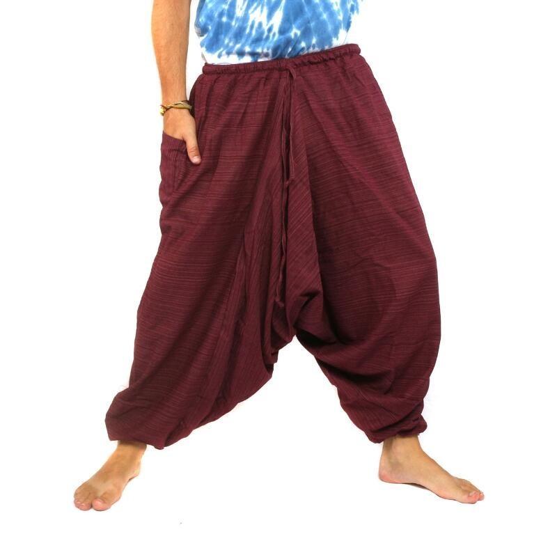 Aladdin Pants Cottonmix - red A012-
