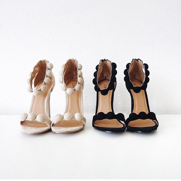 Alaia Shoes   Inspired Heels   Poshma