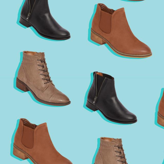 10 Most Comfortable Ankle Boots for Women, Per Podiatris