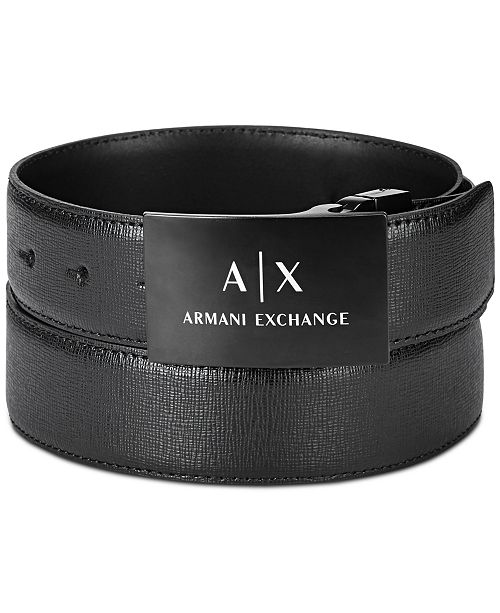 A|X Armani Exchange Armani Exchange Men's Belt Gift Set & Reviews .