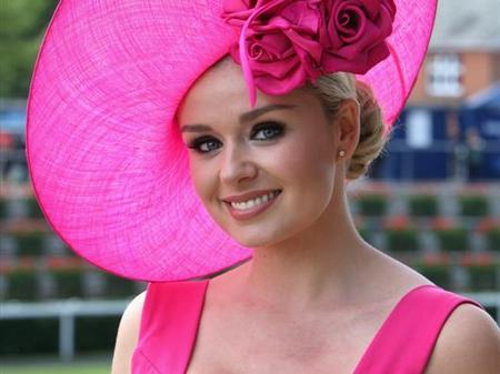 Ascot Hats - Katherine Jenkins Photos - Classic