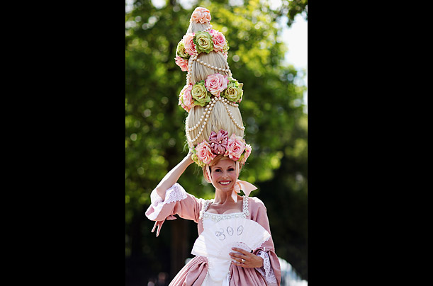 The Oddest Hats at the Royal Ascot Races - TI
