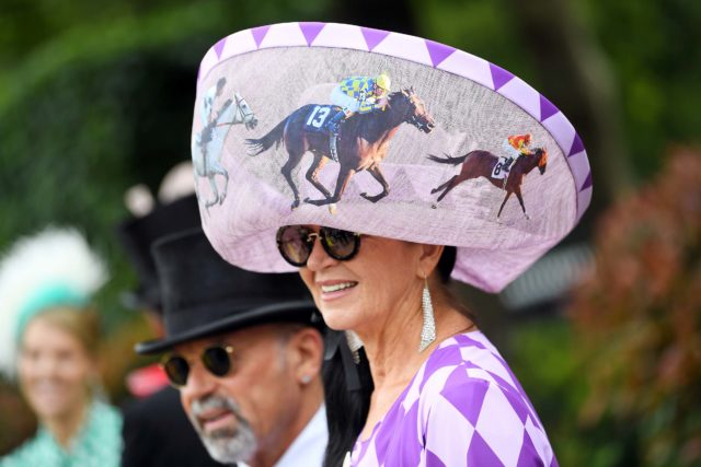 Behold Some of the Amazing Hats of Royal Ascot! - Go Fug Yourse