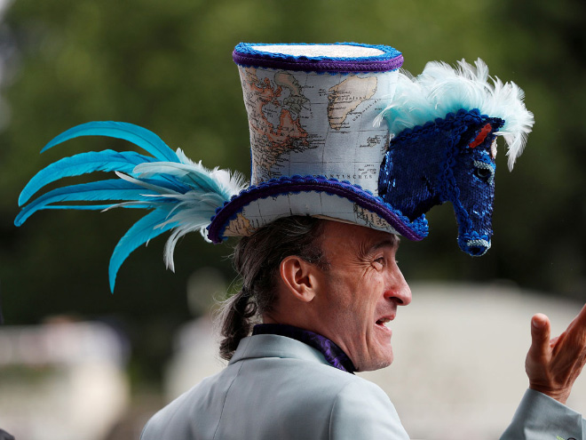 The Craziest Hats Of The Royal Asc