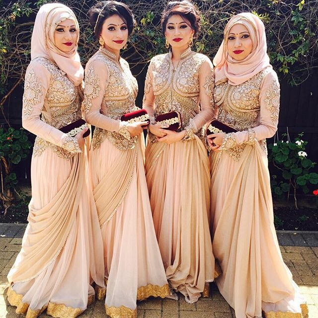 Outfit Available exclusively to @ayahcouture | Asian bridesmaid .