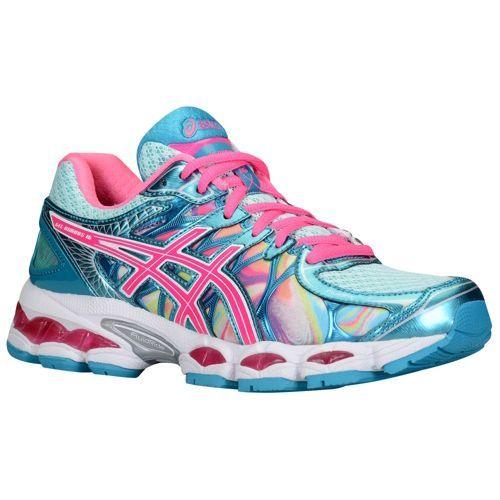 ASICS® Gel - Nimbus 16 - Women's - Running - Shoes - Iridescent .