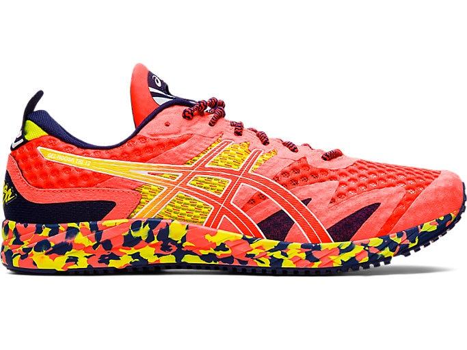 Men's GEL-NOOSA TRI™ 12   FLASH CORAL/FLASH CORAL   Running Shoes .