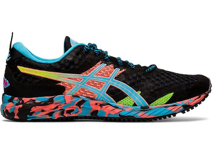 Women's GEL-NOOSA TRI™ 12   BLACK/AQUARIUM   Running Shoes   ASI