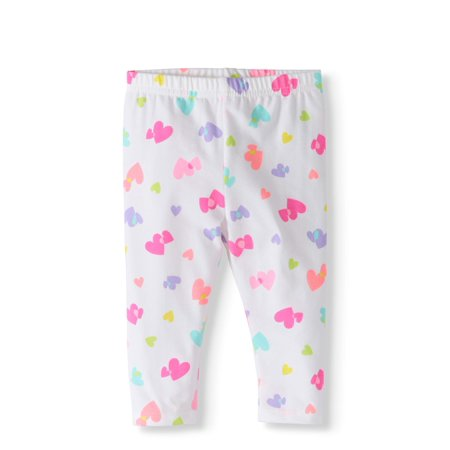 Garanimals - Baby Girl Printed Leggings - Walmart.com - Walmart.c