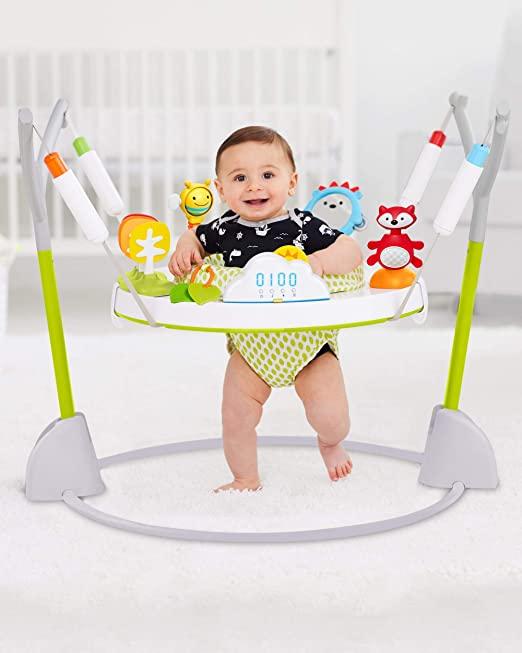 Amazon.com : Skip Hop Explore & More Jumpscape Fold-Away Baby .