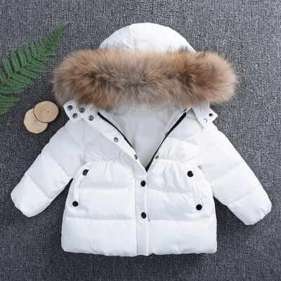 New Stylish baby clothes super warm jacker over 90% under ultra .