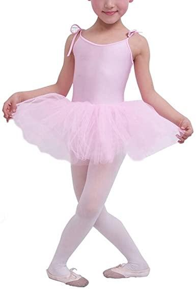 Amazon.com: BUENOS NINOS Girl's Leotard Ballet Clothes Tutus Dance .