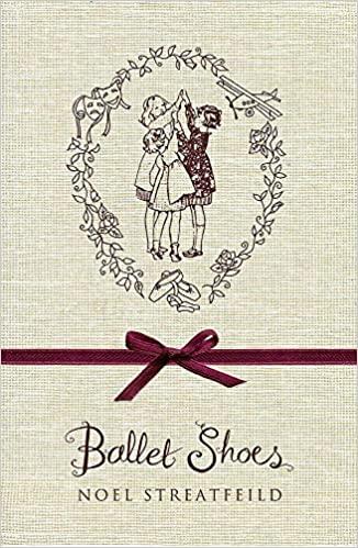 Ballet Shoes: Streatfeild, Noel: 9781842556795: Amazon.com: Boo