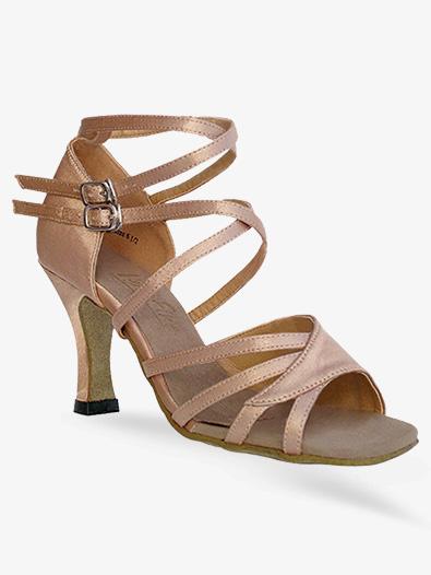 Ladies Latin/Rhythm- Classic Series Ballroom Shoes - Latin Rhythm .