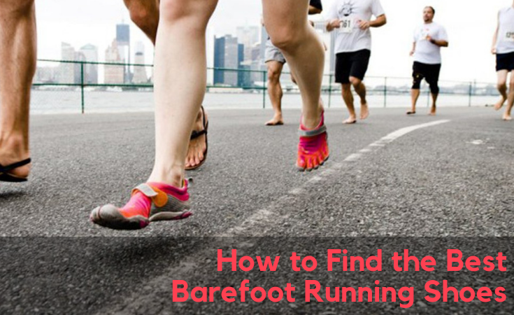How to Find the Best Barefoot Running Shoes - The Athletic Fo