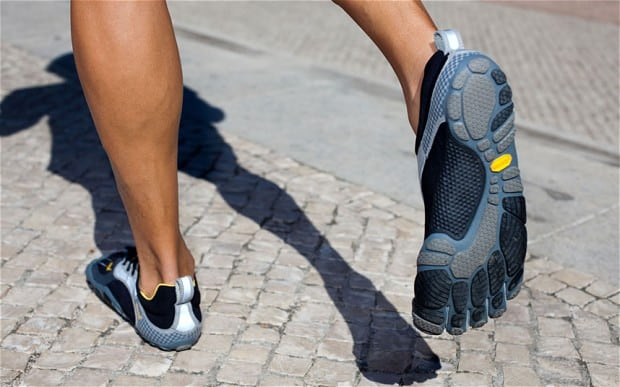 Are Barefoot Running Shoes Any Better? (Maybe Not….) - Treat .