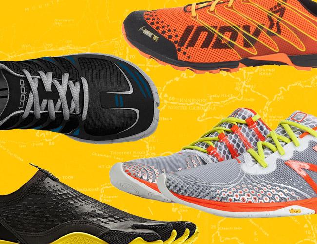 10 Best Barefoot Running Shoes - Gear Patr