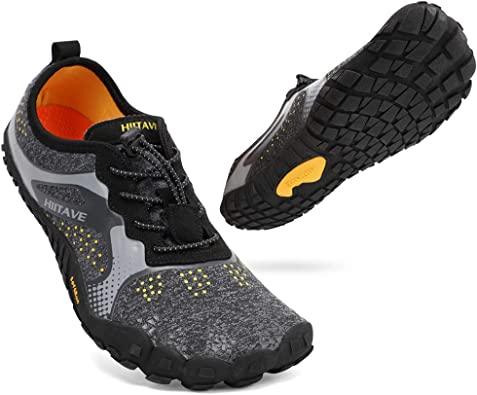Amazon.com | ALEADER hiitave Unisex Minimalist Trail Barefoot .