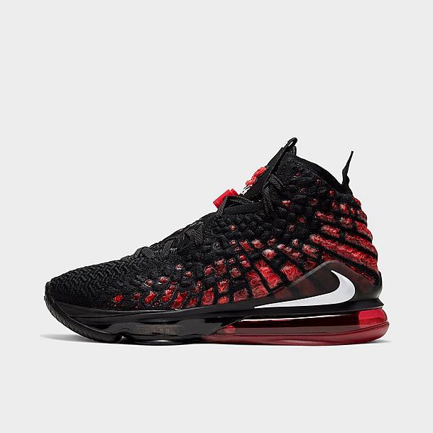 Men's Nike LeBron 17 Basketball Shoes| Finish Li