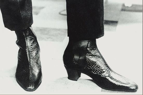 Beatle boots ranked high in both comfort and style | Beatle boots .