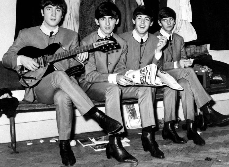 Beatle Boots | Nostalgia Centr