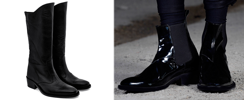 The Retro Look: Beatle Boots and Cuban Heels - Blog Guido Mag