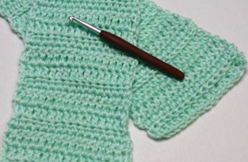 Beginner's Crochet Scarf | AllFreeCrochet.c