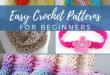 39 Easy Crochet Patterns for Beginners | AllFreeCrochet.c