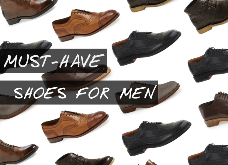 15 Best Mens Shoes in Spring 2020 - Top Leather and Suede Formal .