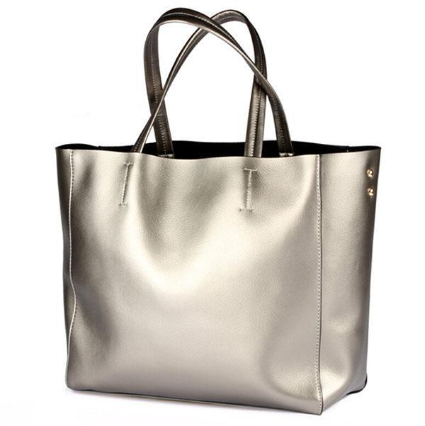 Handbags Women Big Bags Oversized Tote Bag Silver Bags Women Big .