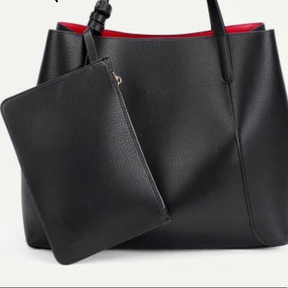 unbranded Bags   Nwot Reversible Big Travel Handbag   Poshma