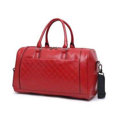 Large Men Leather Male Big Bags Unisex Handbags Travel Shoulder .